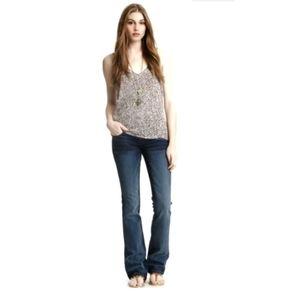 Cult of Individuality Boot Cut Curvy Vixen Jeans